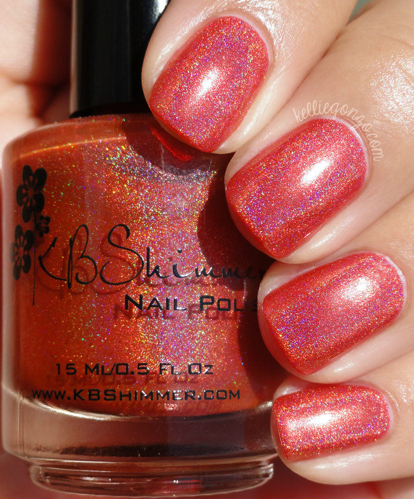KBShimmer - Rust No One // kelliegonzo.com