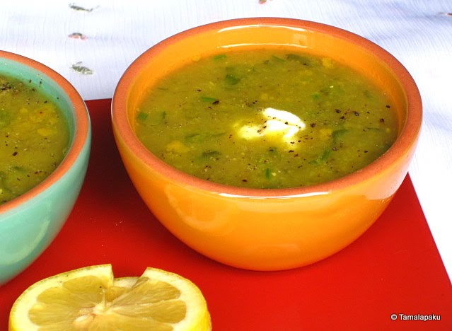 Moong Dal Soup
