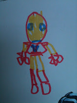 Ironman Drawing
