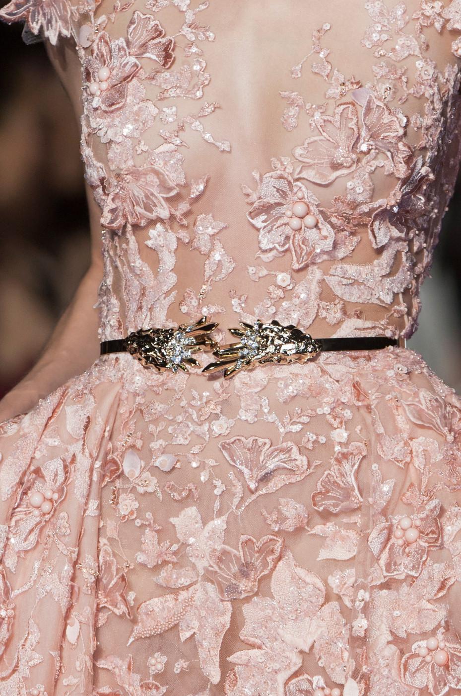 Zuhair Murad Haute Couture Spring/Summer 2015