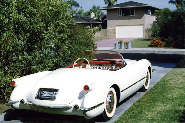 1953 Corvette (first year) Photo-2