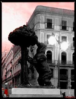 La osa y el madroño de Madrid.