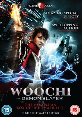 Woochi the Demon Slayer