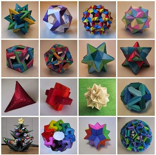types of origami