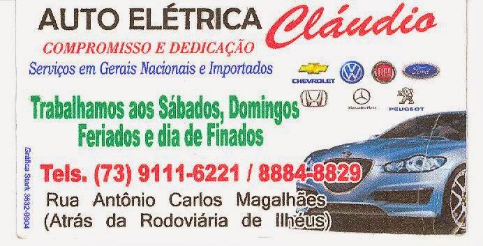 AUTO ELÉTRICA CLÁUDIO
