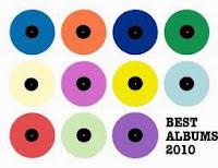 Mis discos del 2010