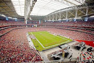 Arizona Cardinals Luxury Suites For Sale, Single Game Rentals