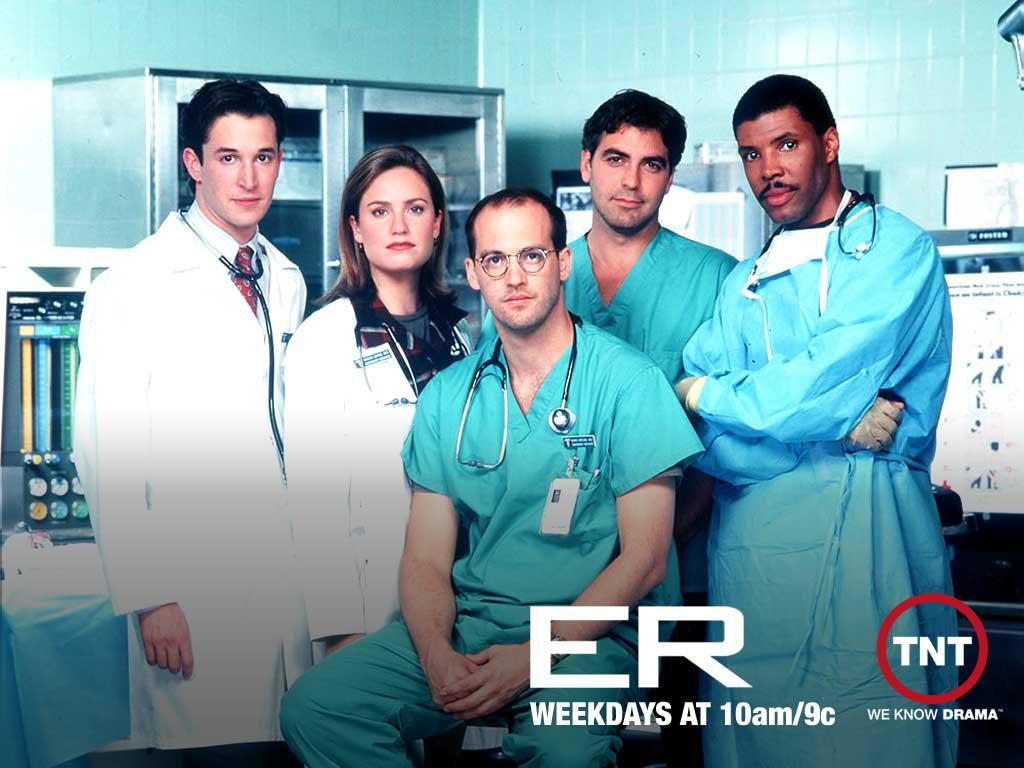 Sala De Urgencias Serie De Tv ~  derrapa Urgencias  ER (19942009) 15 AÑOS EN LA SALA DE ES
