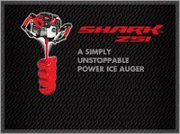 Eskimo Ice Auger Z51 Shark1