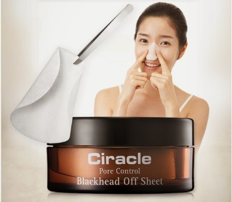 Ciracle Pore Control Blackhead Off Sheet