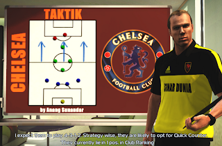 Download Manager Room Chelsea PES 2013