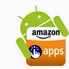 App de Amazon en Android