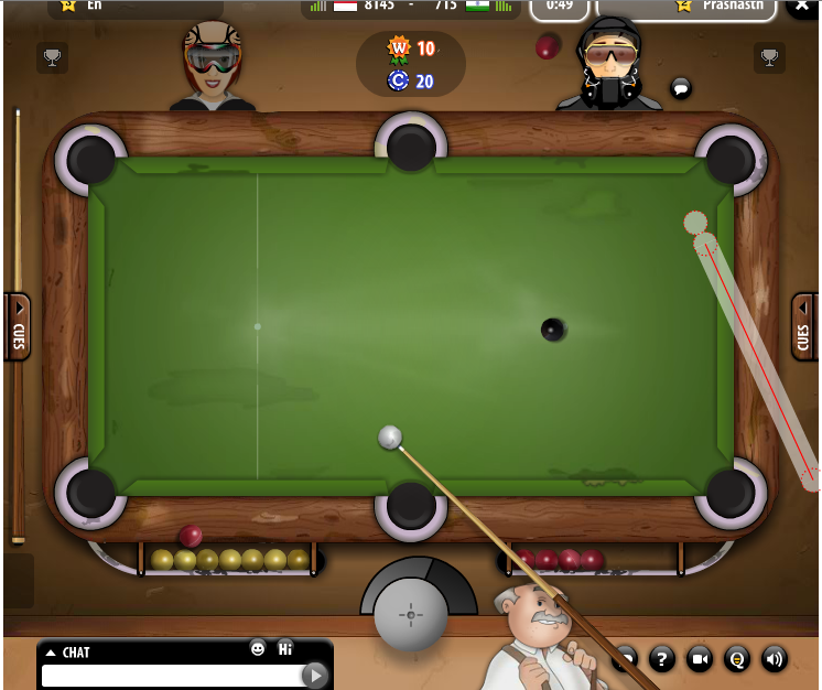 Cheat Pool Live Tour 2013 Terbaru + CheatEngine - HAMAHARA