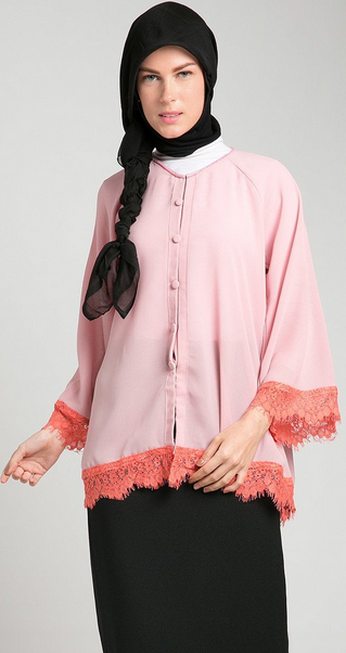 Gambar Model Baju Baju Muslimah Terbaru 2015