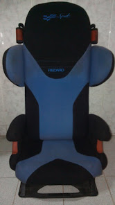 Recaro Start Sport Junior Booster Seat (used)