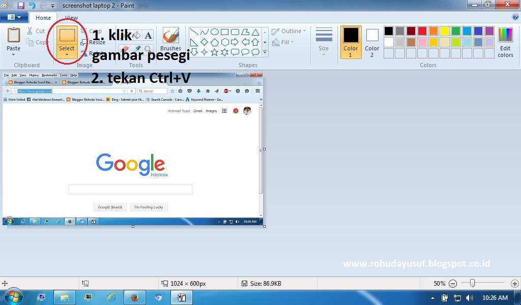Cara Screenshot Laptop Atau Pc Mudah Dan Cepat