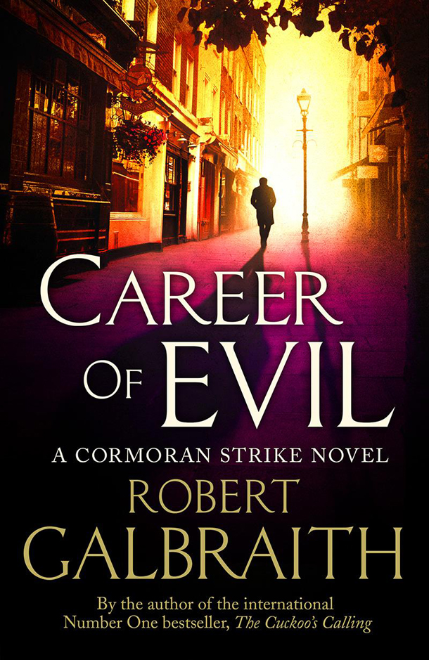 Career Of Evil by Robert (UK)