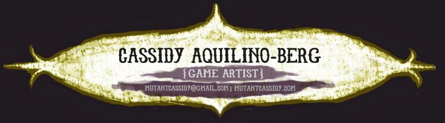 Cassidy Aquilino-Berg {Game Artist}