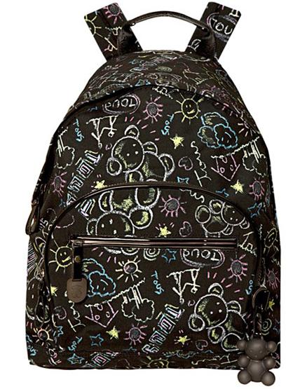mochilas escolares Tous 2011