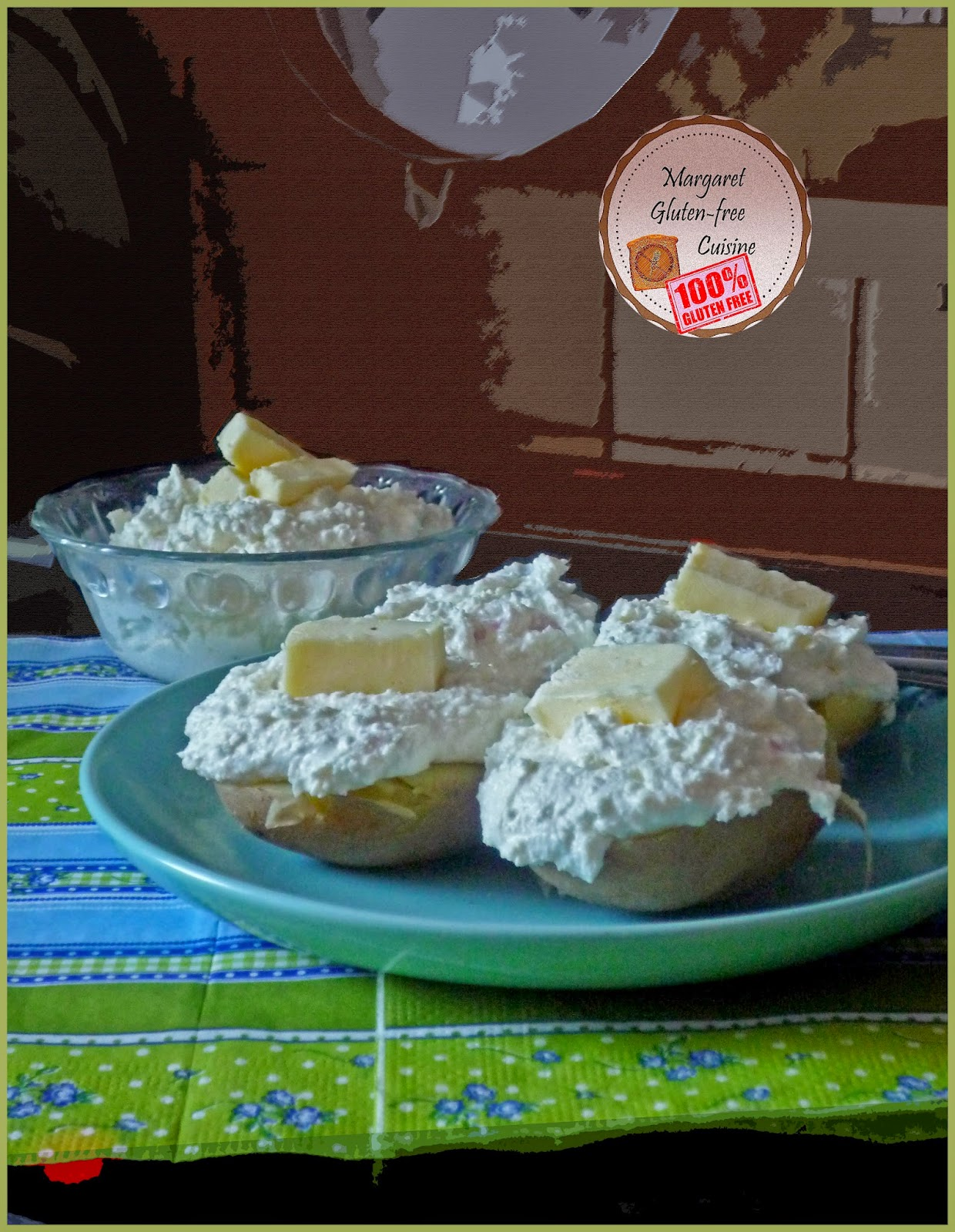 Kuchnia Bezglutenowa Margaret Gzik Z Ziemniakami W Mundurkach
