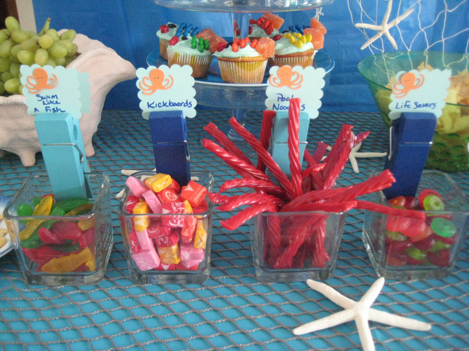 Creative Party Ideas By Cheryl Pool Party
