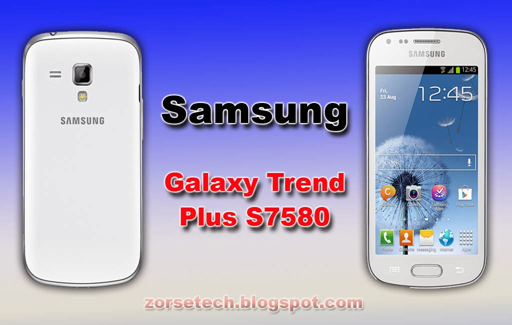 samsung galaxy trend plus with 4inch display, 1.2 GHz dual-core processor with 768 MB RAM