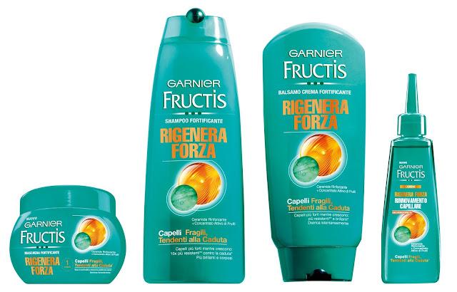 garnier Fructis Rigenera Forza