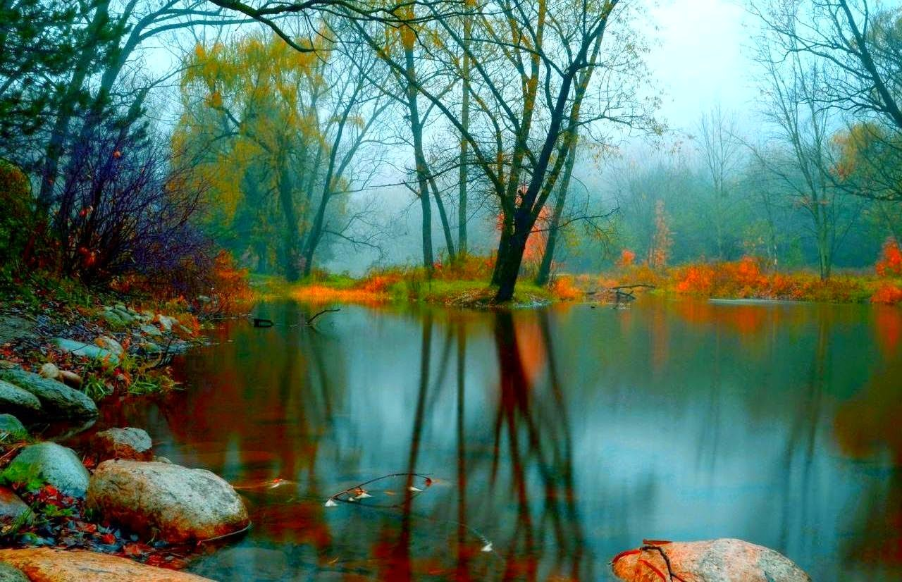 Pemandangan Indah Alam Semulajadi