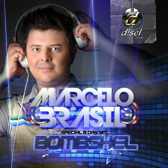 BOMBSHELL - SET MIX BY DJ MARCELO BRASIL