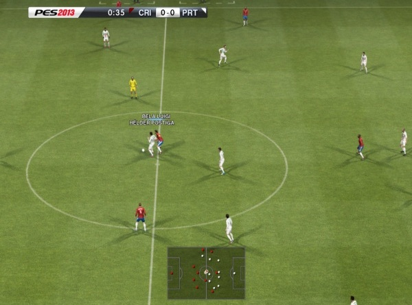 PES 2013 Soccer Games Screenshots