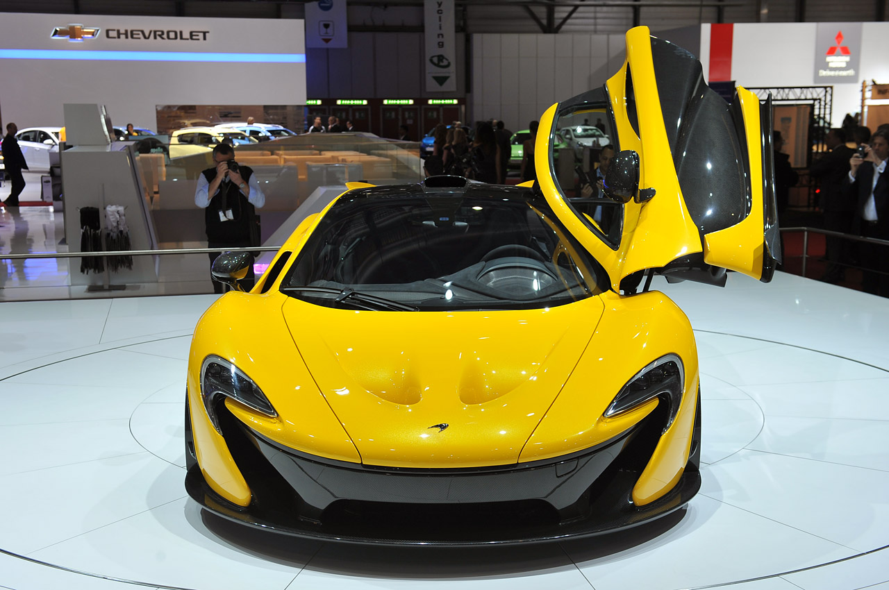 The Exterior Of The P1 Is Not An Instant Hit, Like LaFerrari Across The Auto  Show Floor. Itu0027s A Convoluted Collection Of Shapes And Forms That Doesnu0027t  ...