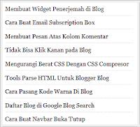 widget recent post,recent post gadget,widget,gadget,recent post,blogger widget,recent post widget