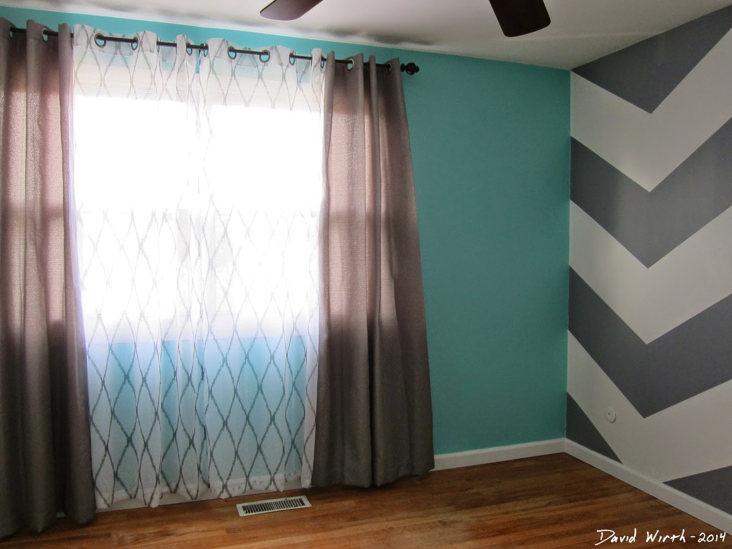 baby room, bedroom, wall, colors, paint, boy, girl, idea, chevron, remodel