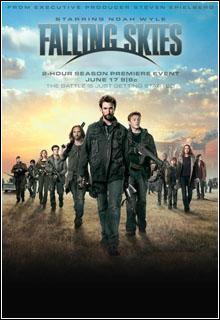 Falling Skies 2ª Temporada Completa HDTV 720p + Legendas
