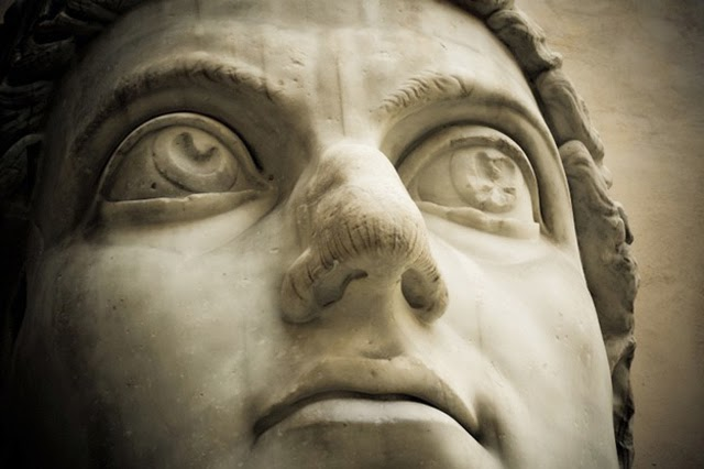Constantine the Great, father of Cristianity