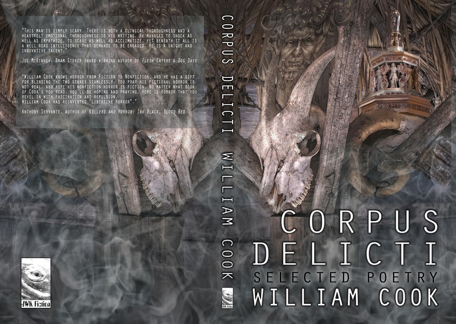 http://www.amazon.com/Corpus-Delicti-William-Cook/dp/0692210849/ref=la_B003PA513I_1_4?s=books&ie=UTF8&qid=1405901050&sr=1-4