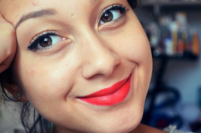 rouge  lèvres mat Hema