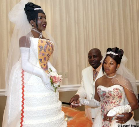 Wedding Decorations on The Wedding Gurus  The Weird World Of Strange   Bizarre Wedding Cakes