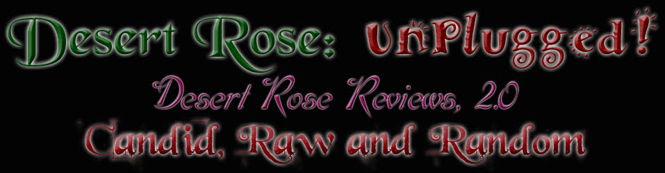 Desert Rose: UnPlugged!
