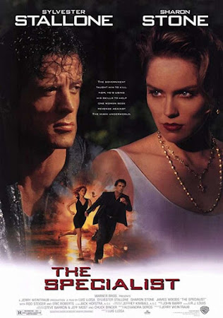 Poster Of The Specialist 1994 In Hindi Bluray 720P Free Download