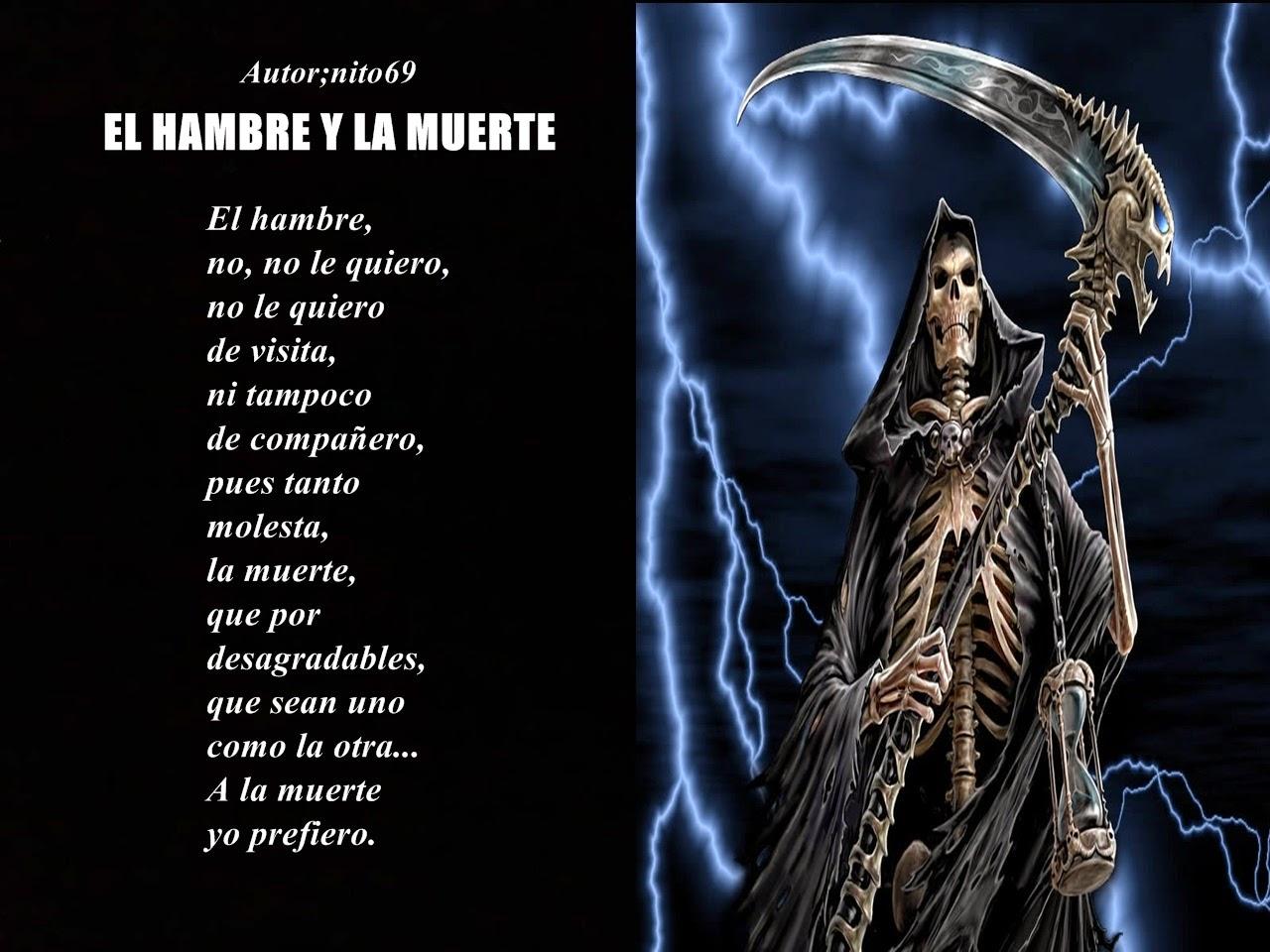 EL HAMBRE Y LA MUERTE
