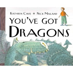 You've Got Dragons Book