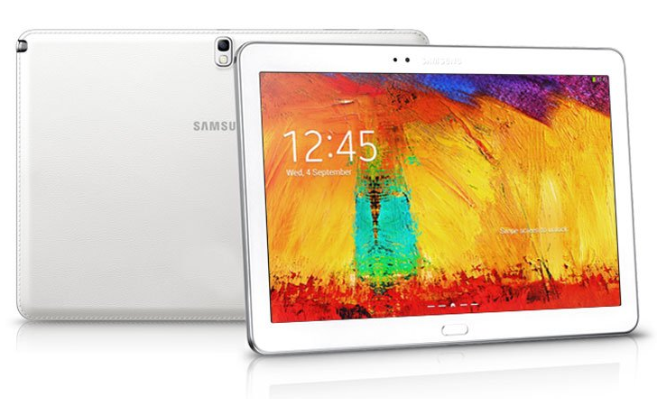 Gambar Samsung Galaxy Note 10.1 P601 - Putih