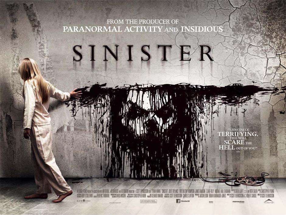 Siniestro (Sinister) (2012)