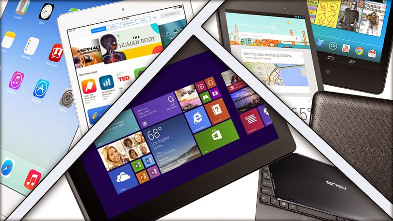 Android, Apple, or Windows: How to Choose the Right Tablet ...