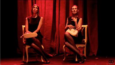 Alegrías las justas -Teatro Alfil-entrevista-Maika Jurado-Roser Pujol-channel video one
