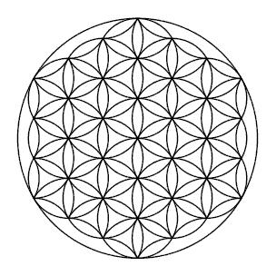 Geometría Sagrada al Descubierto Flower_of_life