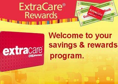 CVS.com/extracare: CVS Extracare is great savings & rewards program