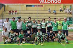 INFANTIS - 4º LUGAR NACIONAL 2012/13