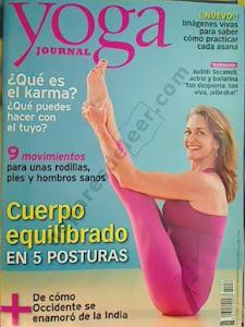 Nuevo artículo en Yoga Journal